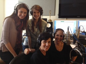 MARINA with KarenLee, Eve Anderson & Sophia Carkonen