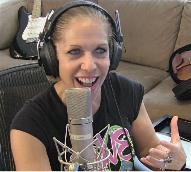 Marina Kamen aka MARINA - Radio Host