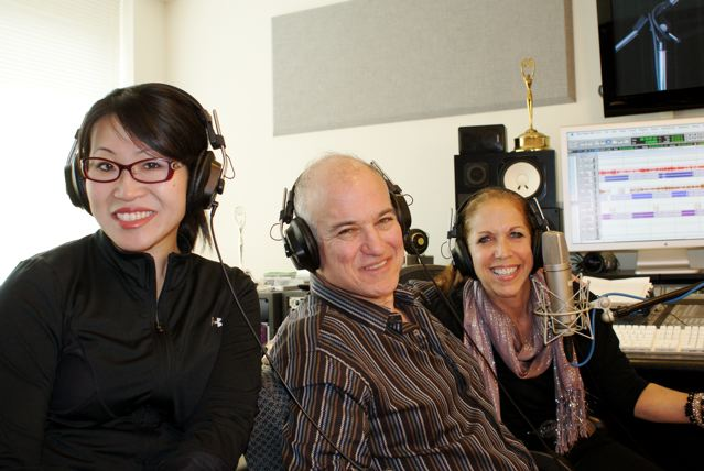 MARINA with Composer Bill Zeffiro & Actress/Singer Teresa Hui