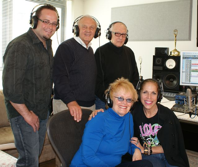 MARINA's Musical Health Talk TV with Special Guests Legendary Actors Bob Kaliban and Lynne Lipton