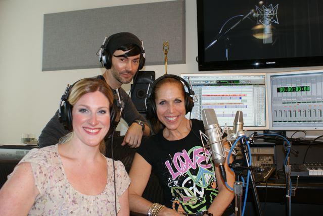 MARINA with Makeup Artist Chris Lanston & Actress/Singer Samantha Croce