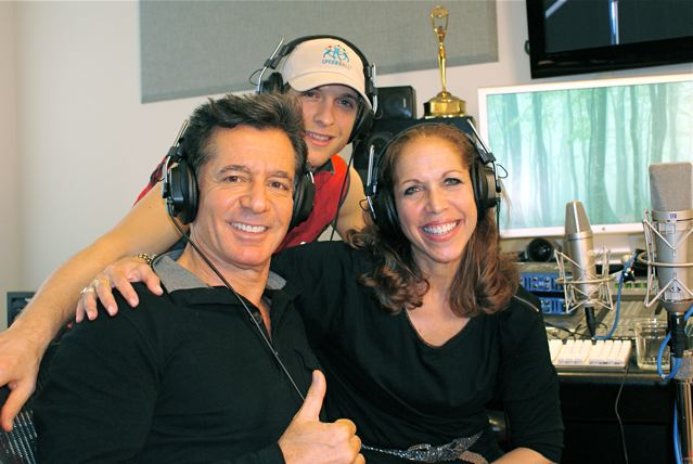 MARINA with TV Fitness Icon GILAD & Fitness Expert Steve Feinberg