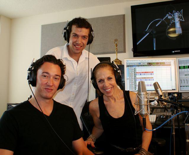 MARINA with Attorneys & Fitness Enthusiasts Dan Adler & Justin B. Kamen
