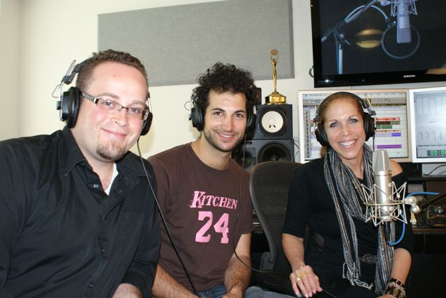 Marina Kamen – MARINA's Musical Health Talk TV with Music Video Producer Noam Harary and Actor Brandon Osborn