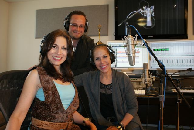 MARINA's Musical Health Talk TV with Special Guests Radio Host and Master Spokesperson Valerie Smaldone & Actor Brandon Osborn