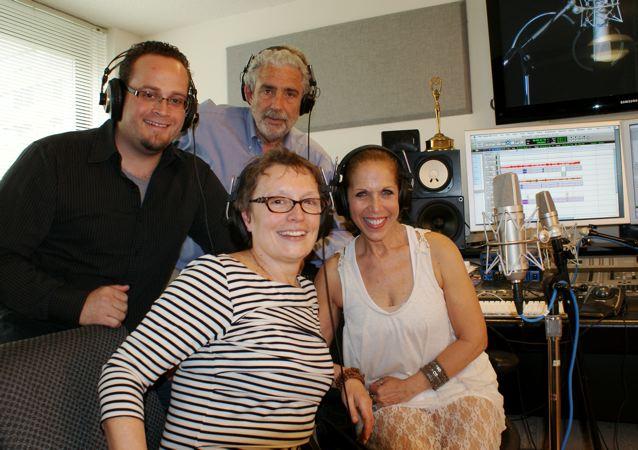MARINA with Commercial Talent Agent Linda Weaver, Technologist Mike Doran  & Actor Brandon Osborn