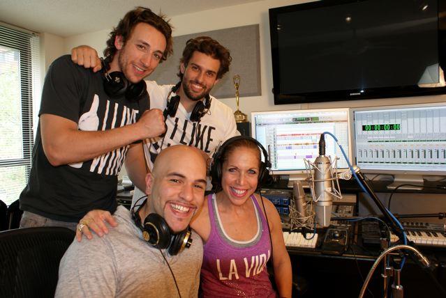 MARINA with Record Producer Ryan Nach, Rapper C Money & Musician Albert Rivera