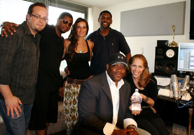 MARINA with Celebellum H20 Water's CEO Al Samson, GGLizay & Actor Brandon Osborn