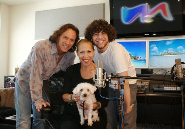 MARINA with World Class Drummer Rod Morgenstein and Singer/Songwriter Tyler Kamen
