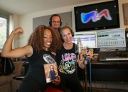 MARINA with Fitness Expert SusieQ and Actor Brandon Osborn