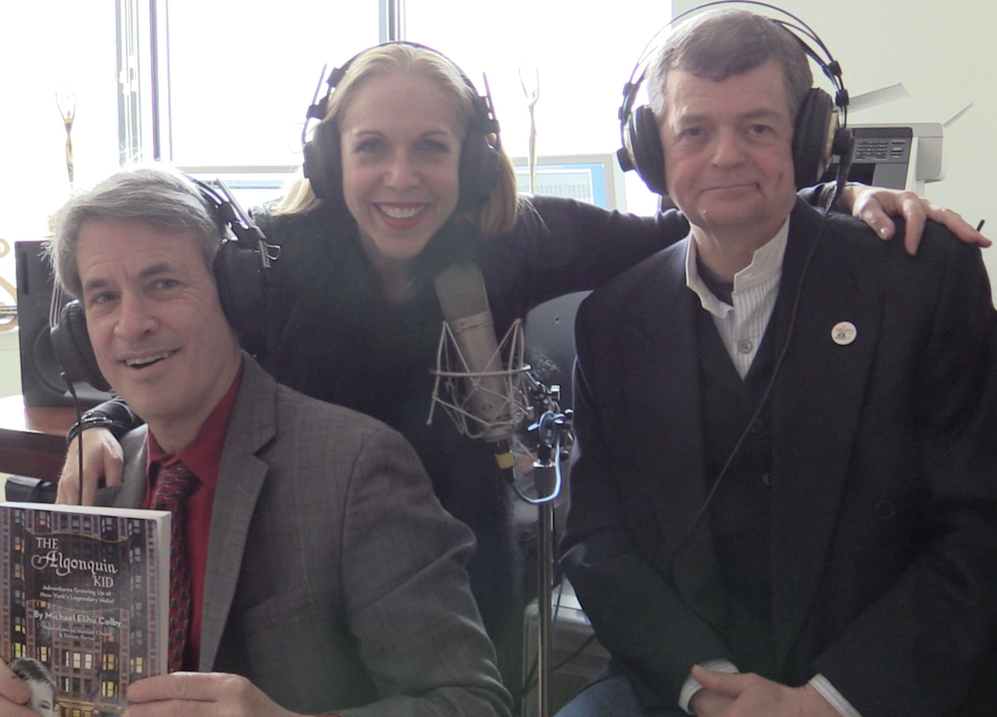 "Michael Colby & John Introcaso – ""Dangerous"" The Musical – on MARINA's ""Musical Health Talk!"""