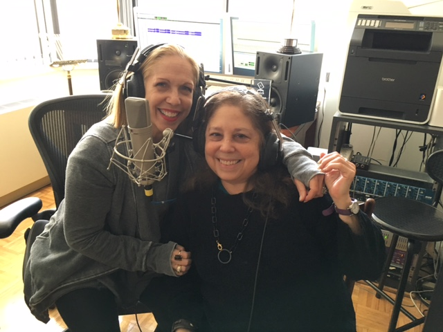 Marina kamen aka MARINA with Writer/Composer June R. Ospa