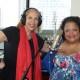 Marina Kamen aka MARINA with Award Winning Singer Natalie Douglas